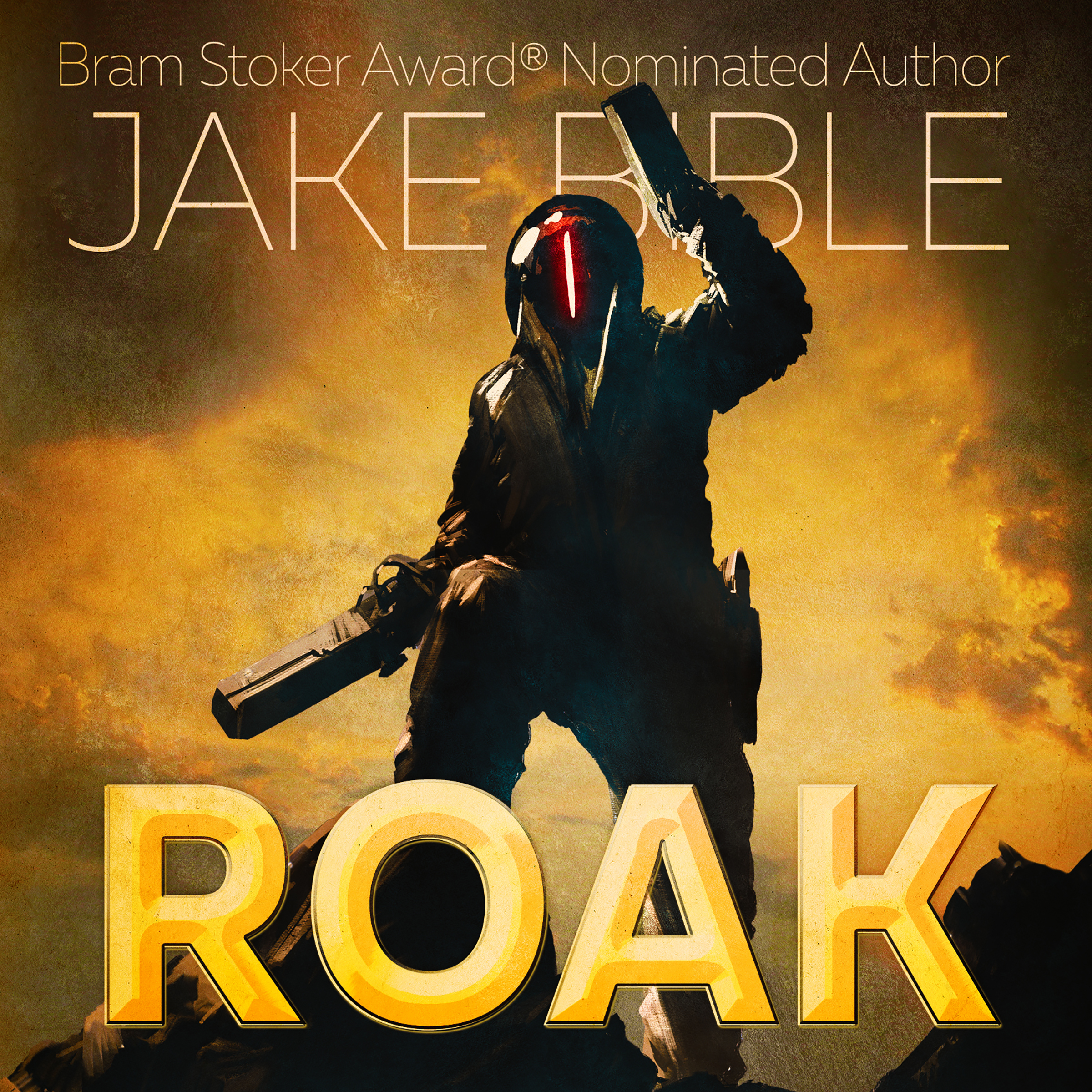 Roak: Galactic Bounty Hunter | Jake Bible Fiction